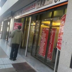Casa de Cambio JM Cambios en Santiago