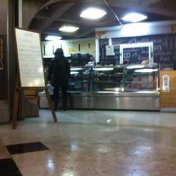 Panadería La Ogazza en Santiago