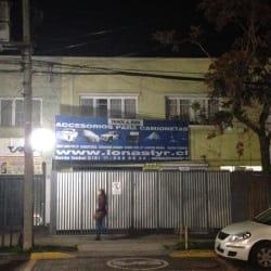 Lonastyr en Santiago