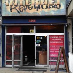 Ciber Café Revelación en Santiago
