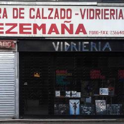 Vidrieria Kezemaña en Santiago