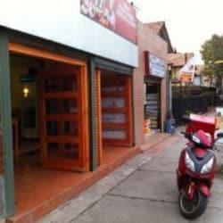 Nanys Pizza en Santiago