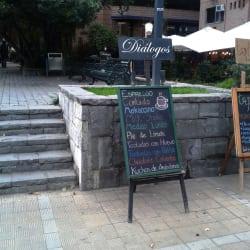 Cafeteria Dialogos en Santiago