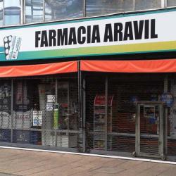 Farmacia Aravil en Santiago
