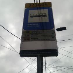 Paradero SITP Barrio Bonanza - 325A04 en Bogotá