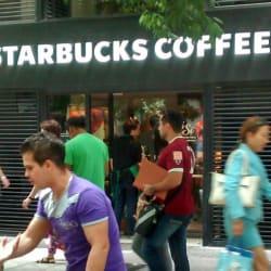 Starbucks - Huérfanos / Ahumada en Santiago