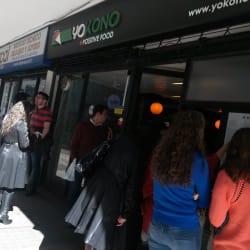 Restaurante Yokono - Miraflores en Santiago