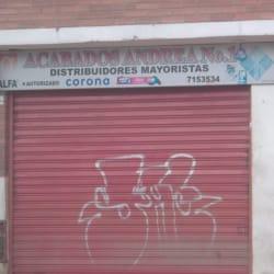 Acabados Andrea N°1 en Bogotá
