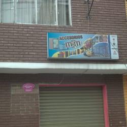 Accesorios M &M´s en Bogotá
