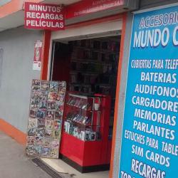 Accesorios Mundo Cell en Bogotá