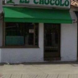 Arepas y pasteles el chocolo en Bogotá
