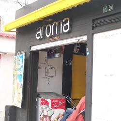 Aroma Cafe y Algo Mas en Bogotá