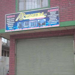 Arvialum NS en Bogotá