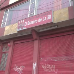 Asadero EL Brasero De La 38 en Bogotá