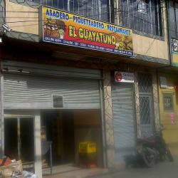 Asadero El Guayatuno en Bogotá