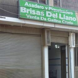 Asadero y restaurante Brisas del llano en Bogotá