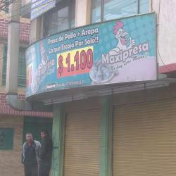 Asadero Maxipresa en Bogotá