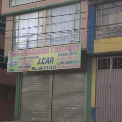 Autocerraduras y Mecanica J.CAR en Bogotá