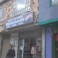 Autoservicio Merkebarato en Bogotá
