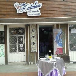 Banquetes Katalán en Bogotá