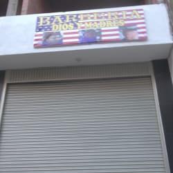 Barberia Dios y Madres en Bogotá