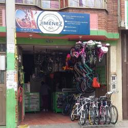 Bicicletería Donde Jiménez en Bogotá