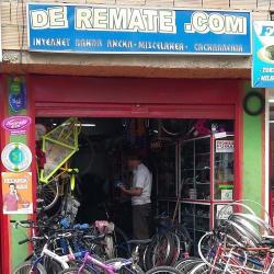 Bicicleteria en la 115D en Bogotá