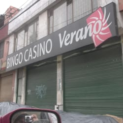 Bingo Casino Verano en Bogotá