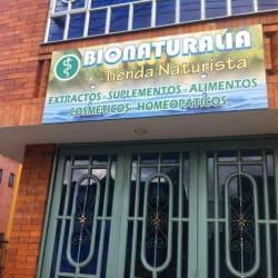 Bionaturalia en Bogotá