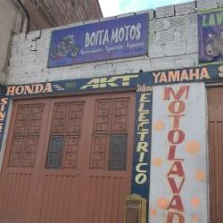 Boita Motos en Bogotá