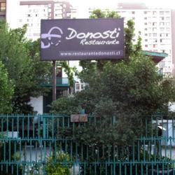Donosti en Santiago