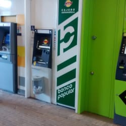 Cajero Banco Popular CapitalTowers en Bogotá