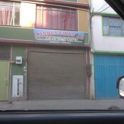 Carnes Finas JR en Bogotá