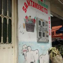 Carnes y Verduras Santandercito en Bogotá
