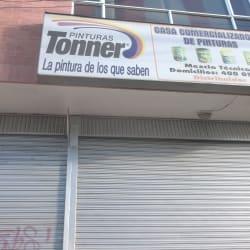 Casa Comercializadora De Pinturas en Bogotá
