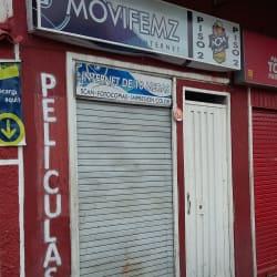Café Internet Movifemz en Bogotá
