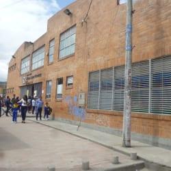 Colegio Distrital Alfonso López Pumarejo en Bogotá