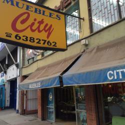 Muebles City en Santiago