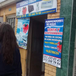 Comercializadora Ozono Fresh en Bogotá