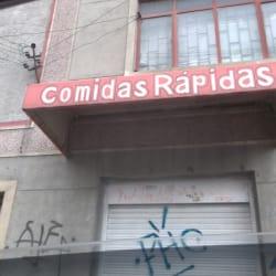 Comidas Rapidas Calle 63 en Bogotá