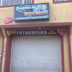 Contestel De La 86 en Bogotá