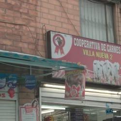 Cooperativa de carnes Villa Nueva 2 en Bogotá