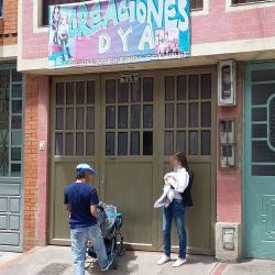 Creaciones D y A  en Bogotá