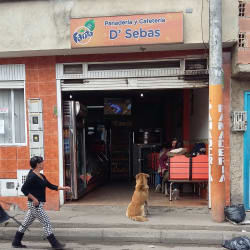 D'sebas Panadería Y Cafeteria en Bogotá