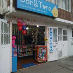 Dan&Tore en Bogotá