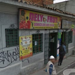 Dely Frut en Bogotá