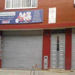 Distribuciones tesa en Bogotá