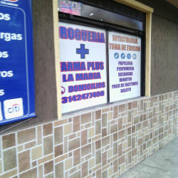 Drogueria + Farma Plus La Maria en Bogotá