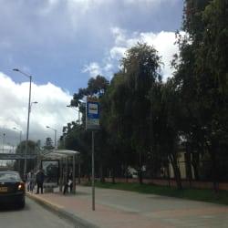 Paradero SITP Estación Avenida Rojas - 372A05 en Bogotá