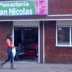 Panadería San Nicolas en Bogotá